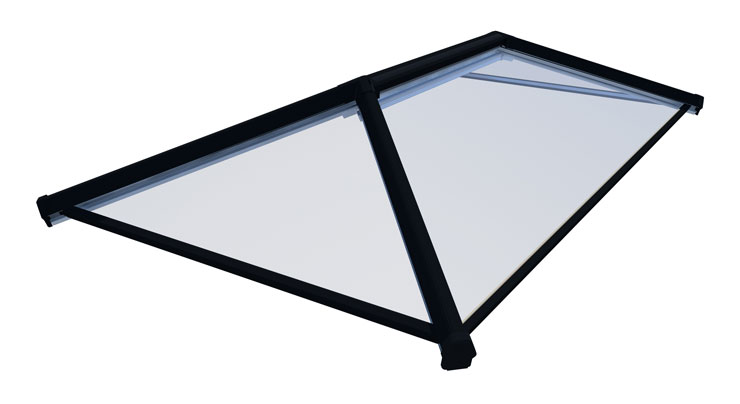 Skylight Black Colour