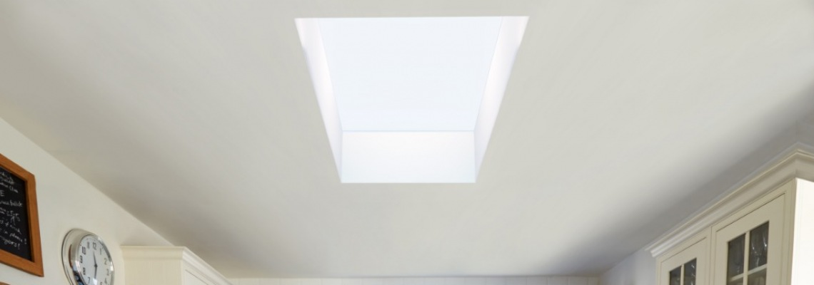 What are Flat Roof Skylights?