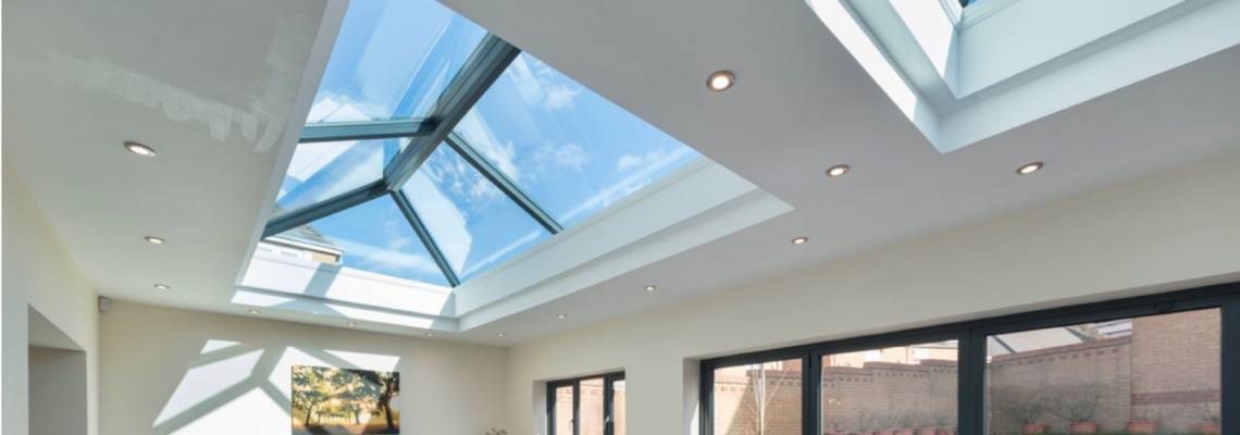 Buy a Roof Lantern for your Extension Project