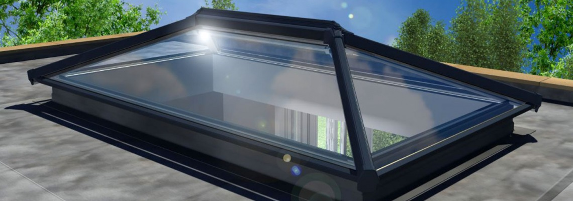 High Quality Roof Lanterns At Trade Prices
