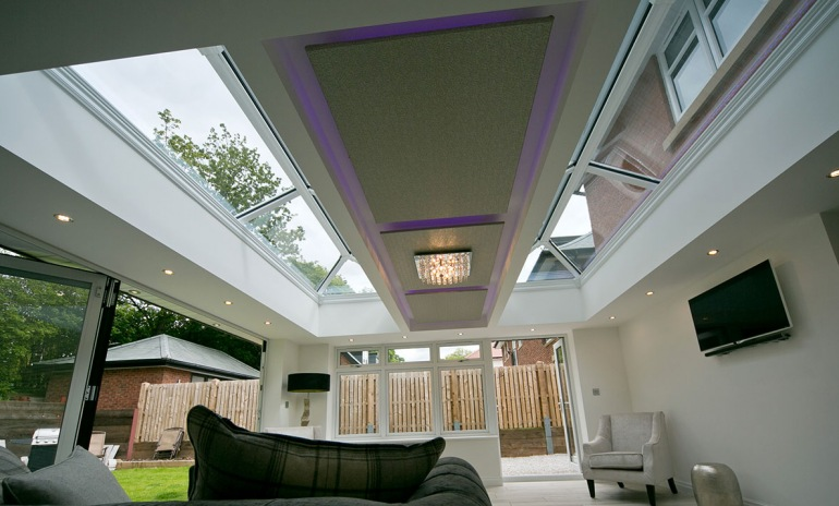 How does Ultrasky Roof Lantern Installation Work?