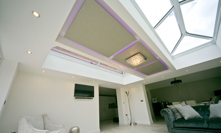 The Variations of Roof Lanterns