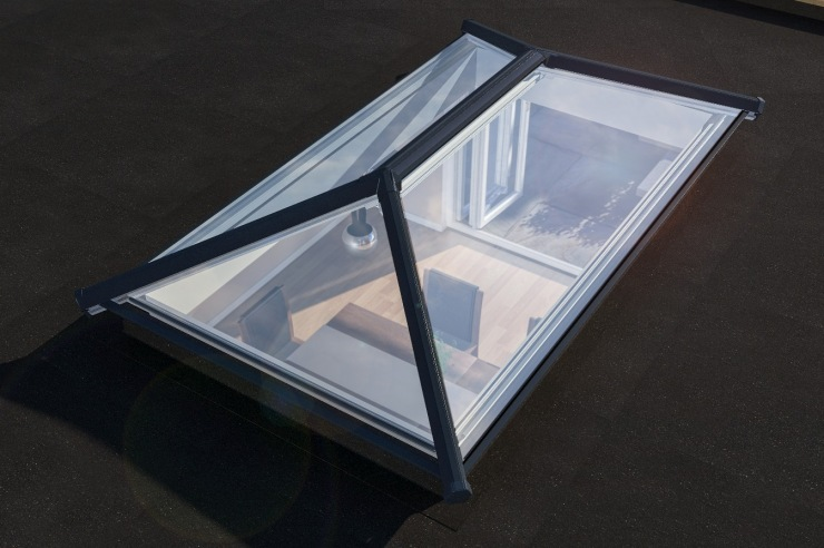 Lantern Roofs Glass Options