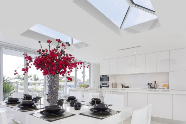 Skylight Kitchen