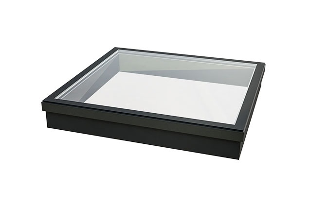 Square Flat Skylight